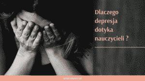depresja u nauczycieli